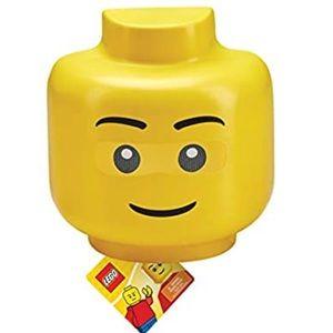 Kids LEGO Guy Full Head Mask Age 4+ New